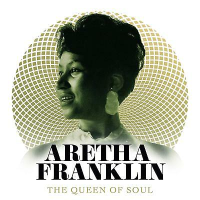 Aretha Franklin - The Queen Of Soul - New Cd Compilation