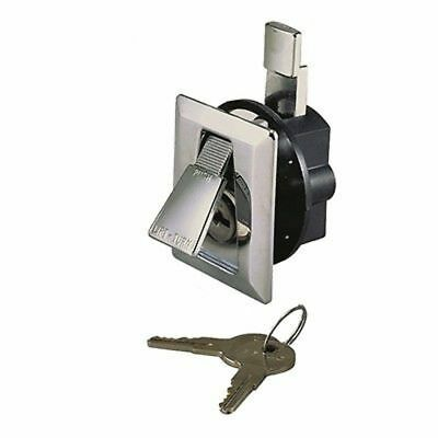 Perko Figs 932 Latch Non-Locking with Offset Adjustable Cam Bar 0932 DP2 BLK