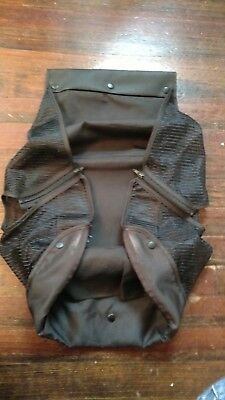 2010-11 UPPAbaby VISTA Accessory Basket Fabric Replacement | Pre-owned