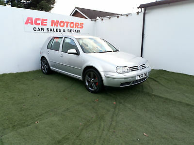 2003 52 VOLKSWAGEN GOLF 1.8 TURBO GTi 180 BHP 5 DOOR NEW MOT CERTIFICATE