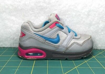 383774a4abd Nike Air Max Navigate TD Gray Toddler Running Shoes Sneakers Size 8C   456295-046