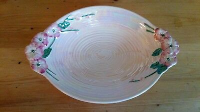 Vintage Maling Lustre Dish, Perfect Condition