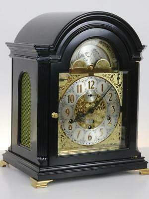 SUPERB KIENINGER BRACKET CLOCK beautiful conditionTRIPLE QUARTER CHIMES 8 BELLS