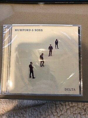 Mumford & Sons CD 2018 Delta FREE FIRST CLASS SHIPPING NOT MEDIA - NEW CD