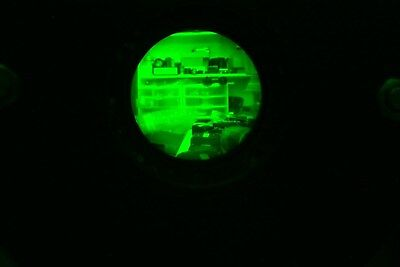 Microchannel Plate 18mm GEN 3 Image Intensifier Night Vision Tube CCD ICCD Optic