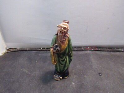 antique chinese pottery figure