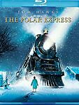 The Polar Express (Blu-ray Disc, 2004)-Opened But Never Used