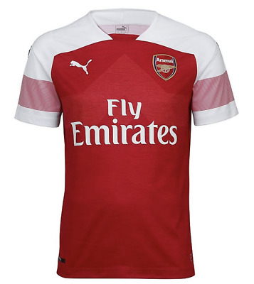 2018/19 | Adults | Arsenal Home Shirt | All Player Names & Customs