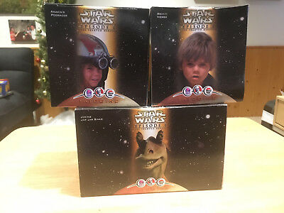 Star Wars Episode I The Phantom Menace Anakin Jar Jar Taco Bell KFC Pizza Hut