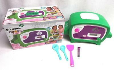 Girl Scouts Easy Bake Cookie Oven Toy 50301