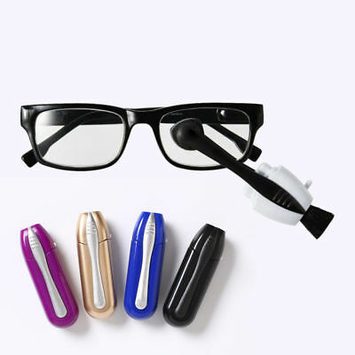 New Kit Dual Head Care Cleaner Brush For Lenspen Eyeglass Peeps Sunglass 3&5 PCS