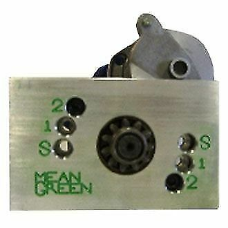 Mean Green high torque starter for big block and small block chevy *USA made*