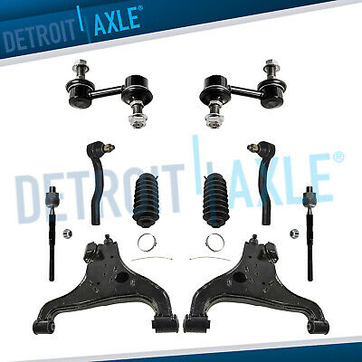 New Front Right Upper Control Arms for Infiniti QX56 04-10 /& Nissan Armada 05-10