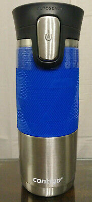 Contigo Travel Thermos Mug 16oz AutoSeal Technology Spill Proof