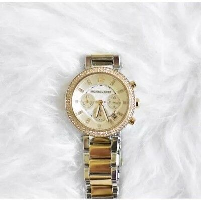 Euc Michael Kors Parker MK5626 Wrist Watch for Women