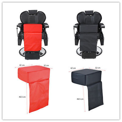 Child Kid Cushion Chair Seat Booster Barber Salon Haircut Hairdressing Black Red
