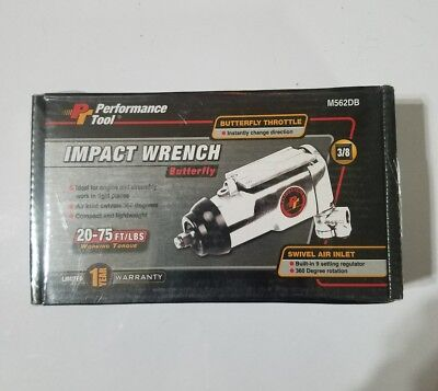 "PERFORMANCE tool butterfly  Impact Wrench 3/8"" B-FLY M562DB"