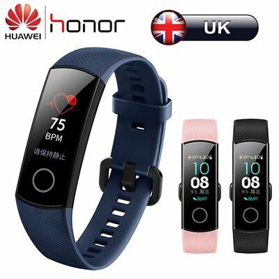 Huawei Honor Band 4 Wristband Touch Screen Bluetooth Heart Rate Fitness Watch TR