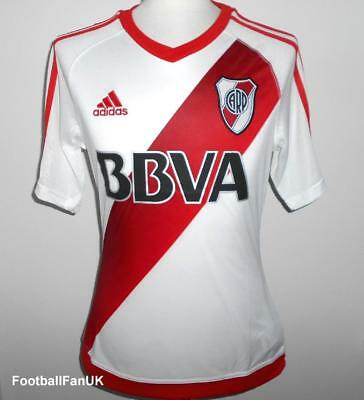 RIVER PLATE Official Adidas Home Shirt 2016-2017 NEW Men's Jersey CARP Camiseta