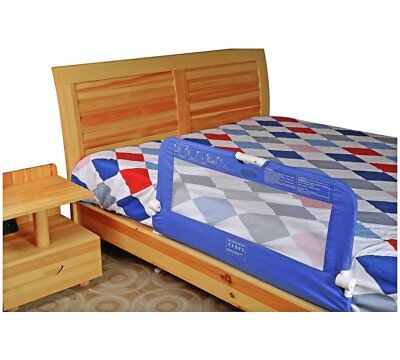 Cuggl - Blue Bed Rail - In Box - Make Their Bed Safer