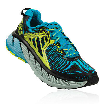 HOKA ONE ONE M GAVIOTA  Men's Scarpe Uomo Running BLACK / C.SEA 1016301 BCNS