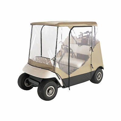 Classic Accessories Fairway 72052 Travel 4-Sided Golf Car Enclosure