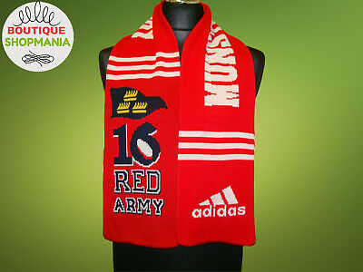 MUNSTER RUGBY (RED ARMY) GUINNESS Pro 12 ADIDAS FAN SCARF Fanschal 134x17 cm