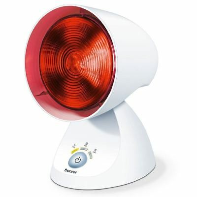 Beurer IL35 InfraRed Heat Therapry Lamp 150w Pain Relief with LED Display, Timer