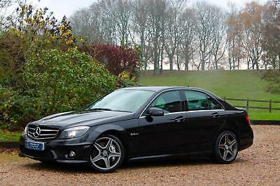 2009 (09) MERCEDES C63 AMG 6.3 7G-Tronic - 48K - EXCELLENT THROUGHOUT