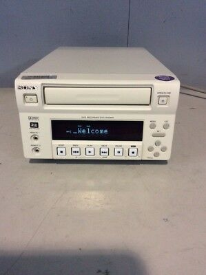 Sony DVO-1000MD DVD Recorder, Medical, Healthcare, Recording Equipment