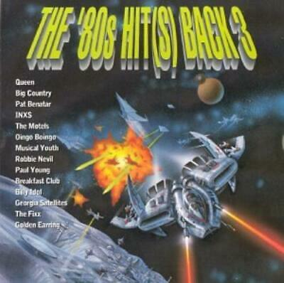 Various Artists : 80s Hits Back 3 CD