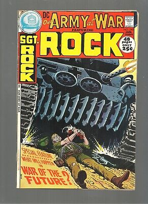 Our Army At War #240  High Grade Copy  #14  Cover Homeage  Kubert Cover Art