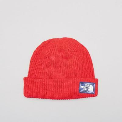 North Face Berretto Salty Dog - Rosso - T93Fjw6Jd