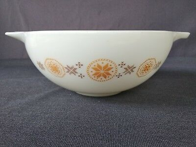 Vintage  PYREX  TOWN & COUNTRY 4 Qt.  CINDERELLA Nesting Mixing BOWL #444