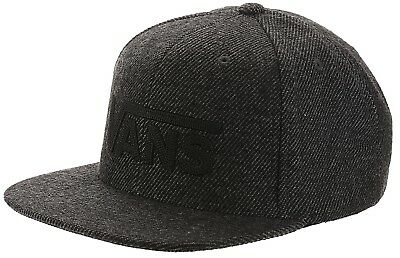 5007386a60967 VANS DROP V II Snapback Hat - Heather Grey - EUR 20