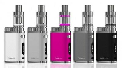 Genuine Eleaf iStick Pico Kit 75w Mod With Scratch Code and Battery 18650
