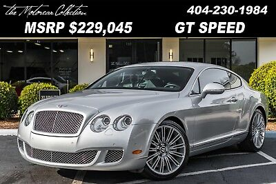 2010 Bentley Continental GT  $229,045 MSRP 2010 Bentley Continental GT, Clean CarFax, Only 15K Miles