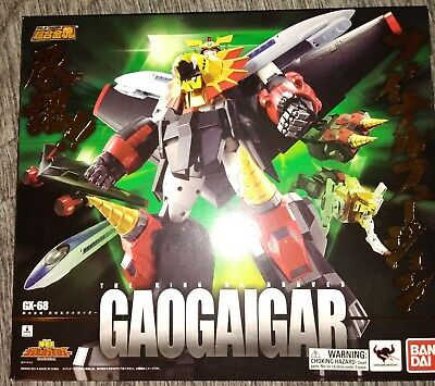SALE Bandai 🔥 Soul of Chogokin 🔥 GX-68 King of Braves Gao Gai Gar 🔥 US Seller