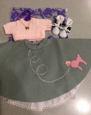 Poodle NECKLACE Skirt Sweater Petticoat Shoes Socks Heather Magic Attic Club