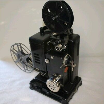 AGFA Movector 16A Silent Movie Projector16mm Film. WORKING.