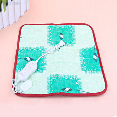 FE92 E7D0 Pet Warm 220V Electric Heated Heating Pad Mat Blanket COZY For Dog Cat