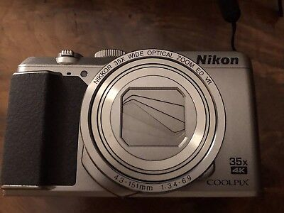 Nikon Coolpix A900 35x Camera & Accessories