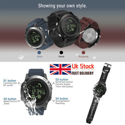 T1 Tact - Military Grade Super Tough Smart Watch Every Guy in Israel is Talk Hot