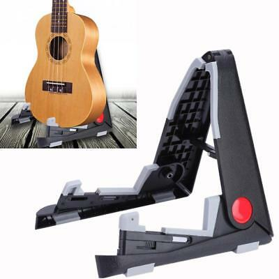 Frame Universal Foldable Guitar Stand Fits Violin Guitars Acoustic Electric Bass