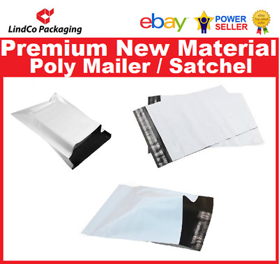 Aus Post Poly Mailer Plastic Satchel Courier Sealing Shipping Mailing Mailer Bag