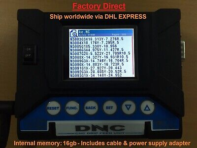 DNC - TITAN  RS232 To USB CNC DNC transfer system