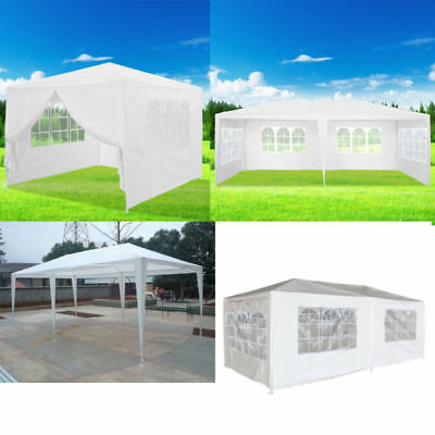 3x3m 3x6m 3x9m Waterproof Garden Gazebo Outdoor Marquee Canopy PE Party Tent UK