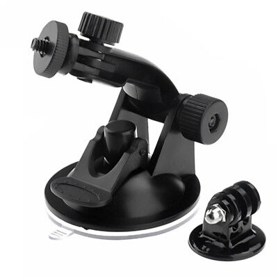 Car Window Windshield Glass SUCTION Cup Mount for GoPro Hero 5 4 3+ 2 Camera