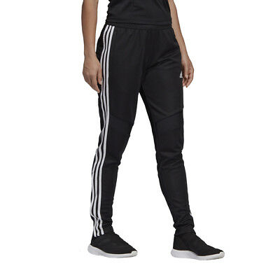 Details about New Adidas Women's Tiro 17 Training Pants, Dark GrayEasy Orange, S L, BS3681