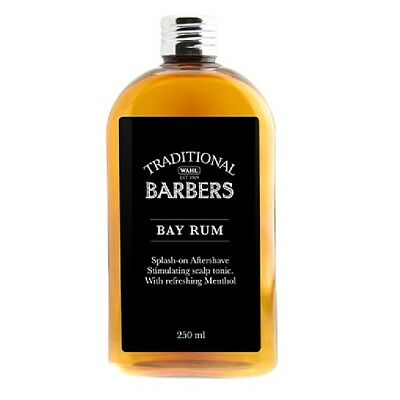 Wahl Traditional Barbers Bay Rum 250ml Barber - Shave - Men